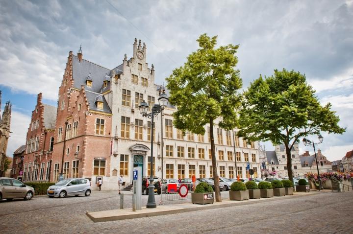 Бельгия — Мехелен